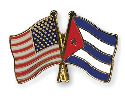 Freundschaftspins-USA-Kuba