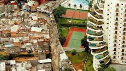 arm und reich-slum