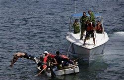 APTOPIX Cuba Migration Attempt