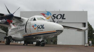 Let L-410 von SOL Linhas Aéreas