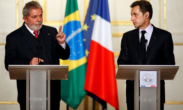Lula-Sarcozy