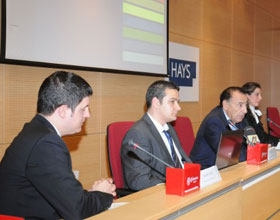 Spanische Unternehmertagung