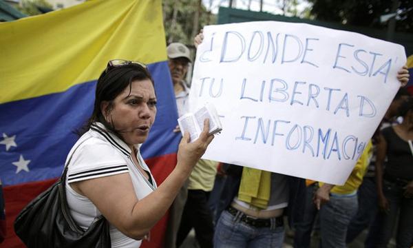 VENEZUELA-MEDIA/