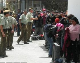 migranten chile