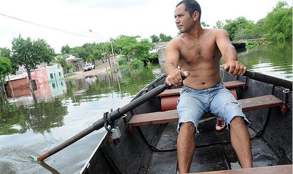 ueberschwemmungen uruguay