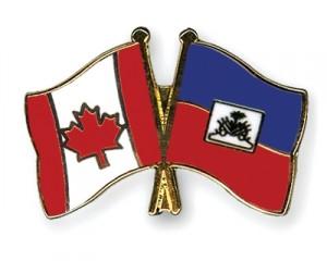 Freundschaftspins-Kanada-Haiti