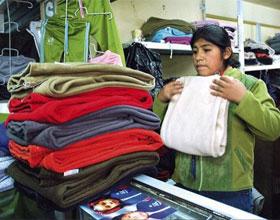 textilindustrie Peru