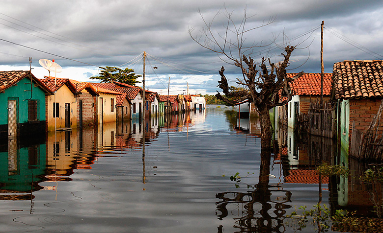 ueberschwemmung
