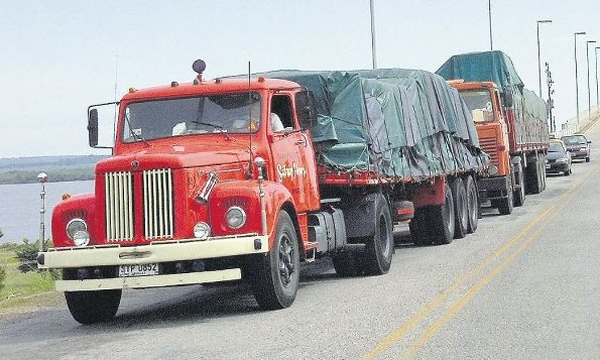 Truck-Uruguay