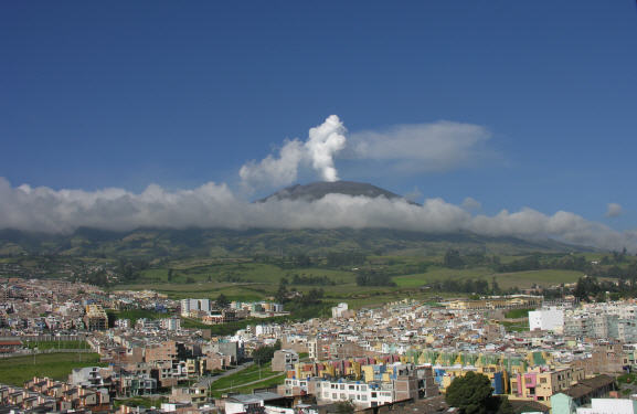 vulkan Galeras1