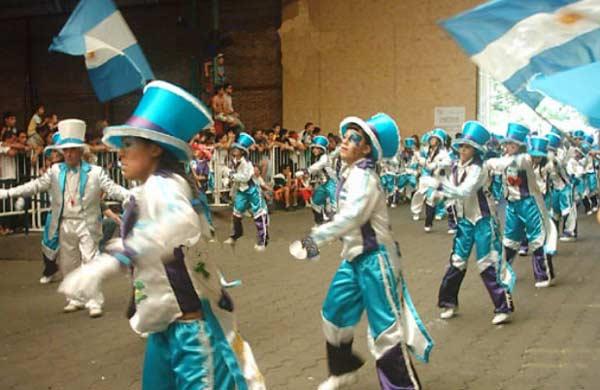 karneval argentina