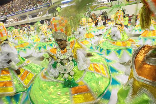Baianas im Karneval