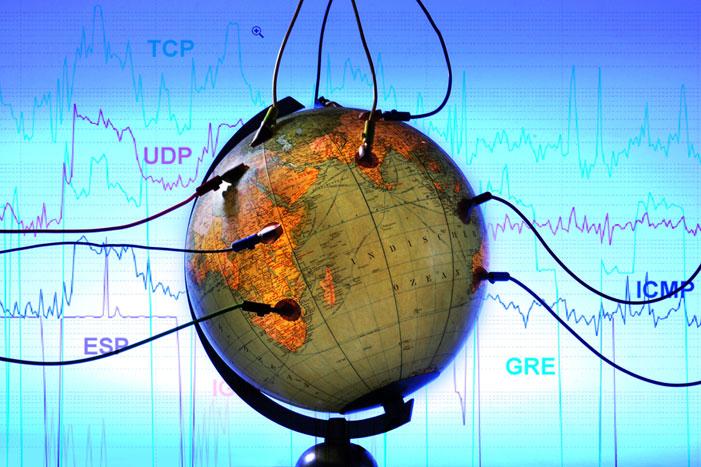 Internet-Fruehwarnsystem-Globus