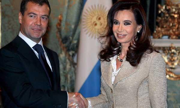 russa visia argentina