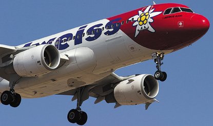 edelweiss-air-fleet