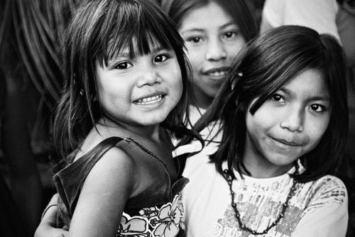 Guarani-Girls