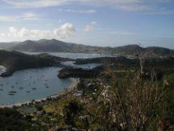 Der Antillenstaat Antigua und Barbuda