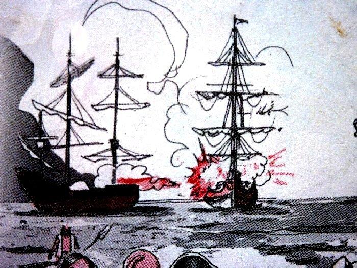 Taino-Piraten