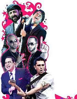 Latin Music Festival 2010