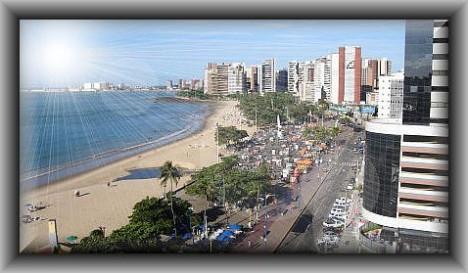 Uhrzeit Fortaleza