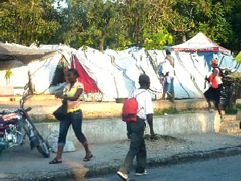 Zelte-überall