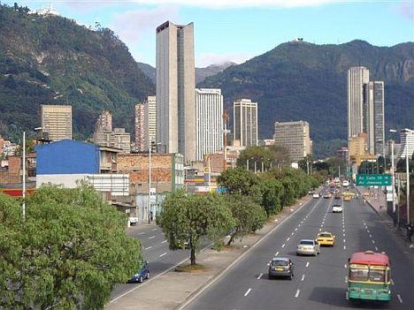 Deutsche Botschaft Bogota