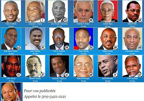 wahl haiti