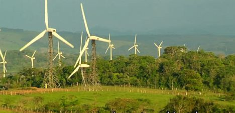 Cerro de Hula Wind Project