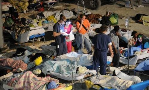 cholera haiti