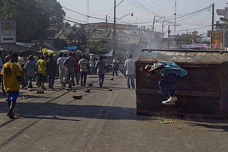 protest haiti1