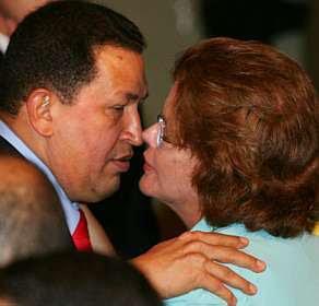 Chavez-Rousseff