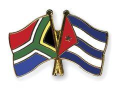 Freundschaftspins-Suedafrika-Kuba