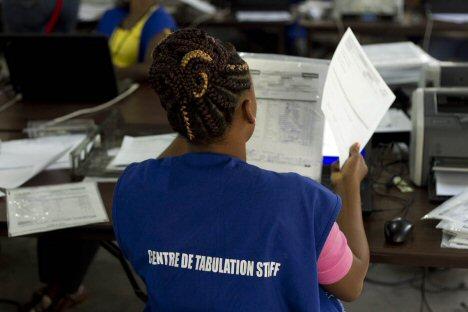 Vote-tabulation