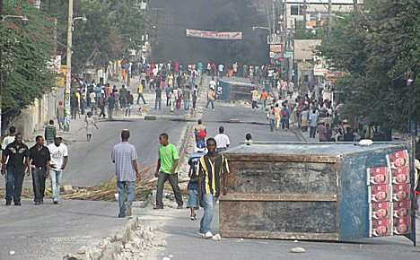 haiti-proteste