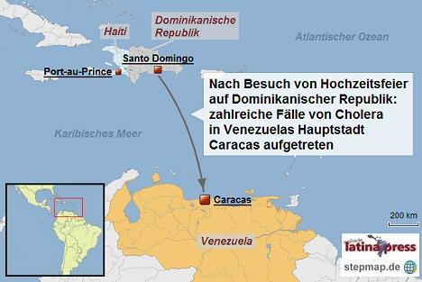 cholera-venezuela