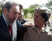 castrogaddafi