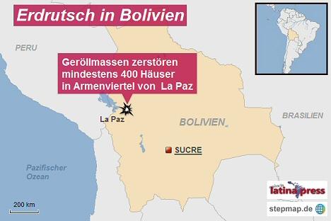 erdrutsch-bolivien