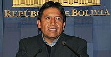 David Choquehuanca Céspedes