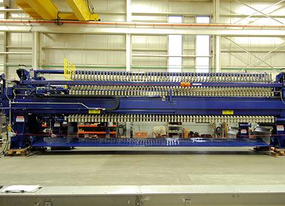 Siemens liefert Filterpressen für bolivianische Silbermine / Si