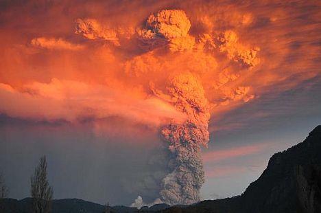 vulkanausbruch in chile: flüge von argentinien nach brasilien, usa