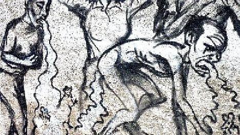 Cholera-Fresko