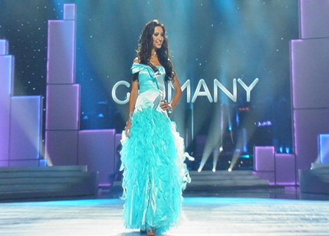 Miss Universum Germany 2011