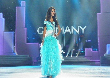 Miss Universum Germany 2011