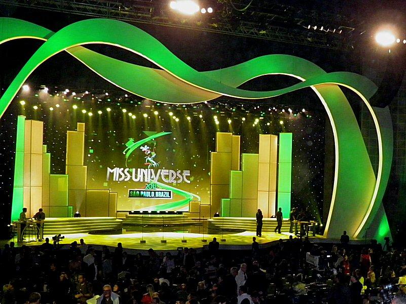 Miss Universe 2011 Vorausscheidung