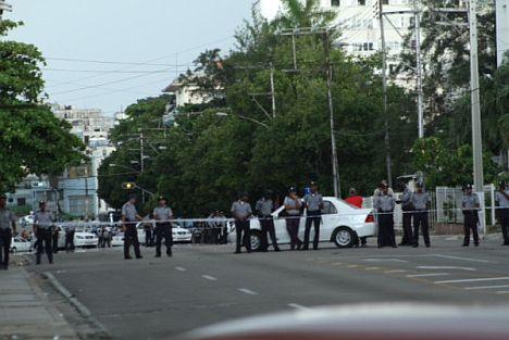 policia cuba