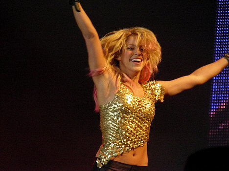 Shakira bei Rock in Rio