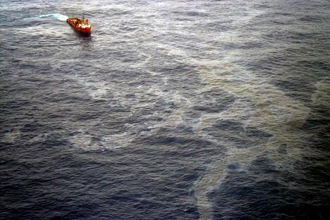Ölpest vor Brasilien