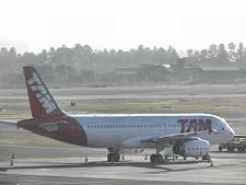 TAM - Flugzeug Brasilien