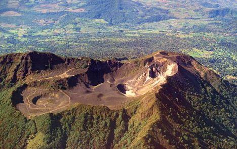 Vulkan Turrialba