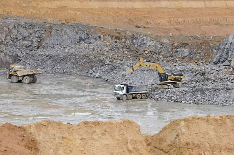 Wasserkraftprojekt Belo Montelo